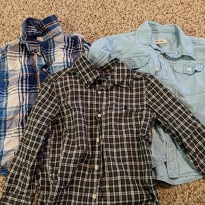 Other - 4T long sleeved shirts